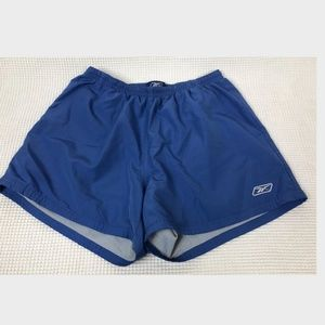 Women's Reebok Blue  Athletic Shorts Size Small